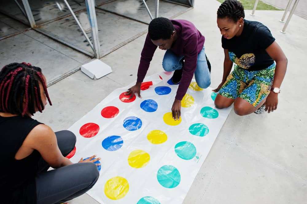 A Twister game of Innuendos
