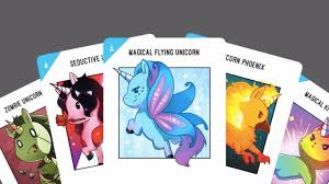 Unstable unicorn Card game