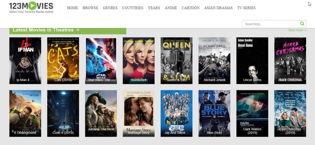 123movies- free movie sites like Putlocker
