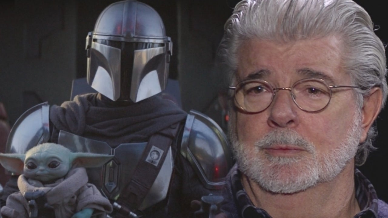 the star wars george lucas