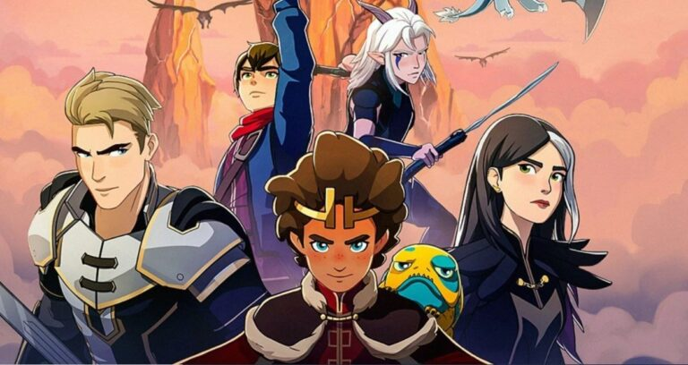 Dragon Prince Season 3