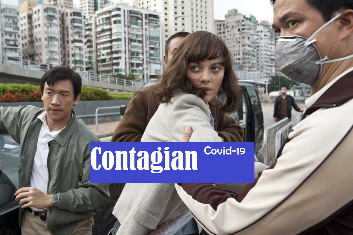 Contagian on Netflix