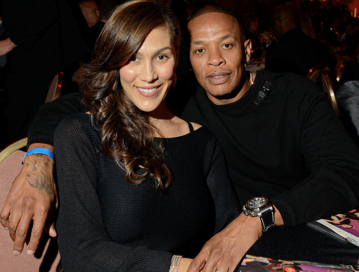 Dr.Dre wife