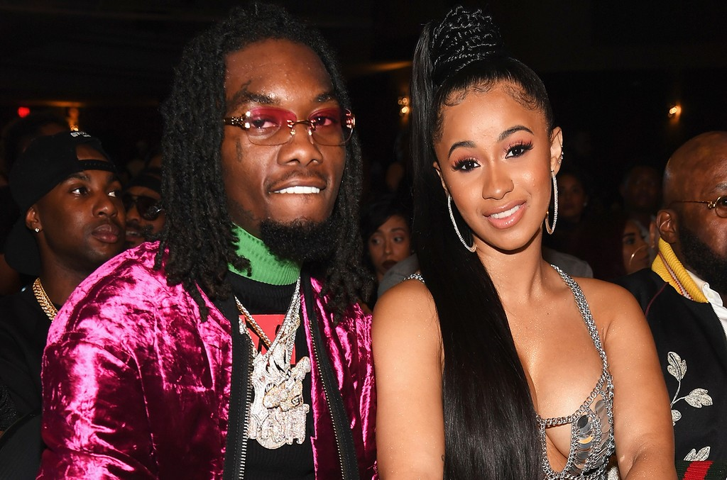 Who Cardi B is dating?