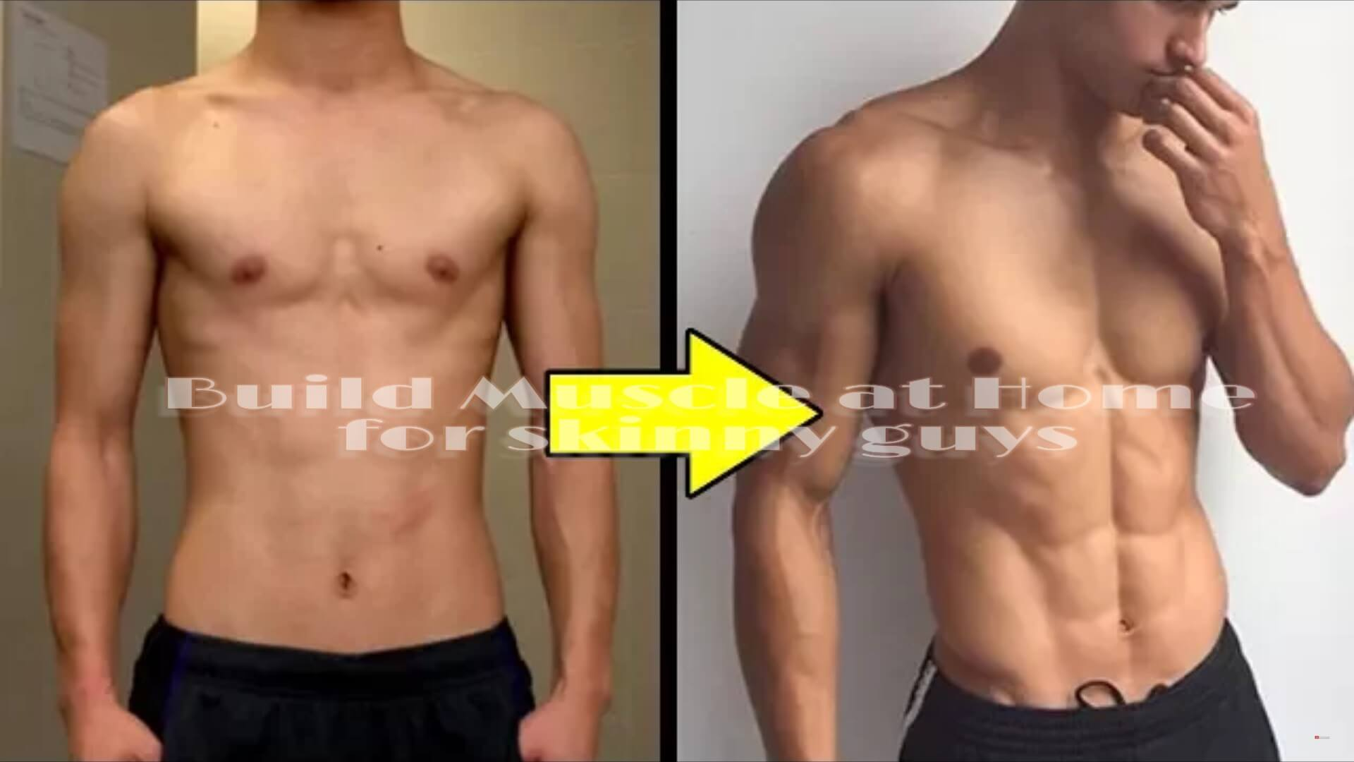 gain muscle fast for skinny guys