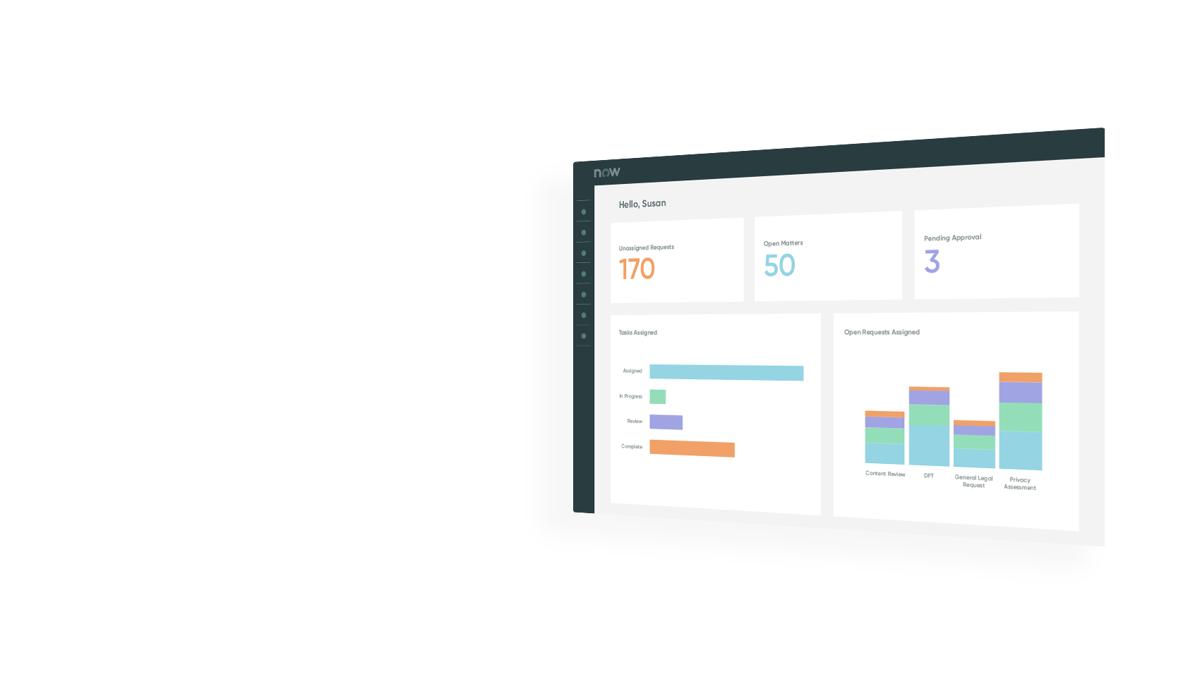 Implementing ServiceNow Legal